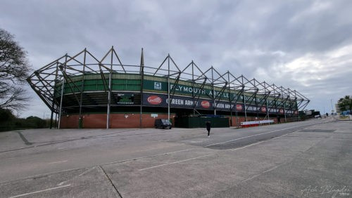 Plymouth Argyle 2021 Home Park