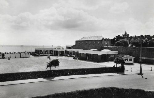 Gaiety Cafe Preston Paignton History