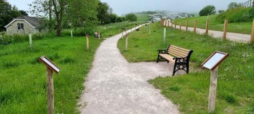 Memorial Walk Beer Devon 2021 6