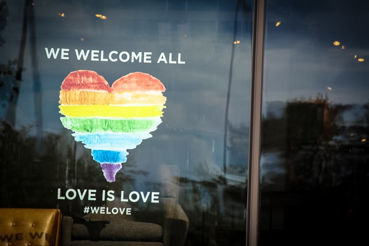 Ashby & Graff Celebrates Pride Month
