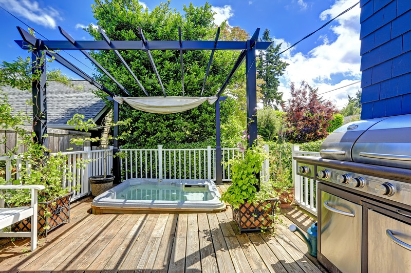 Renovations to Complete This Spring on Your Deck