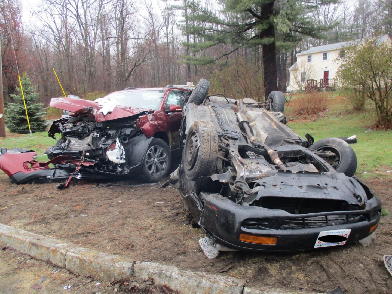 Car Crash Massachusetts