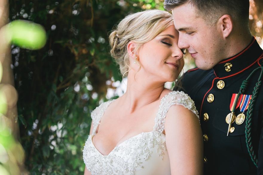 usmc wedding, griffith house, camp pendleton wedding, anaheim wedding