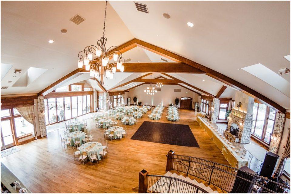cielo at castle pines wedding reception