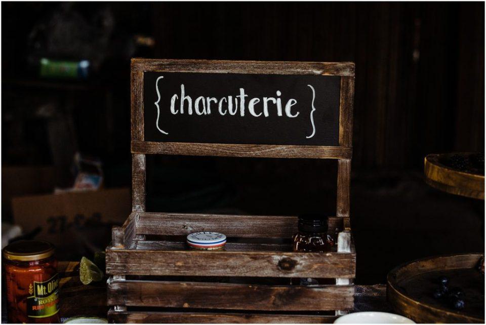 bartender signage for wedding