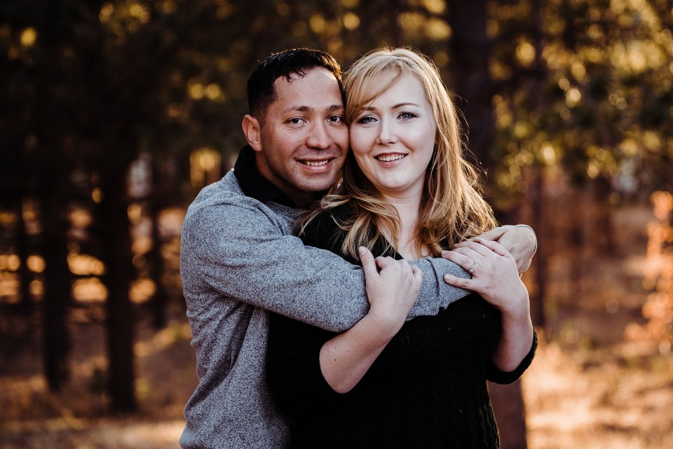 family session at fox run park in colorado springs