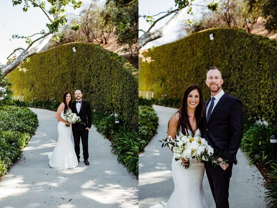 bride with best friends
