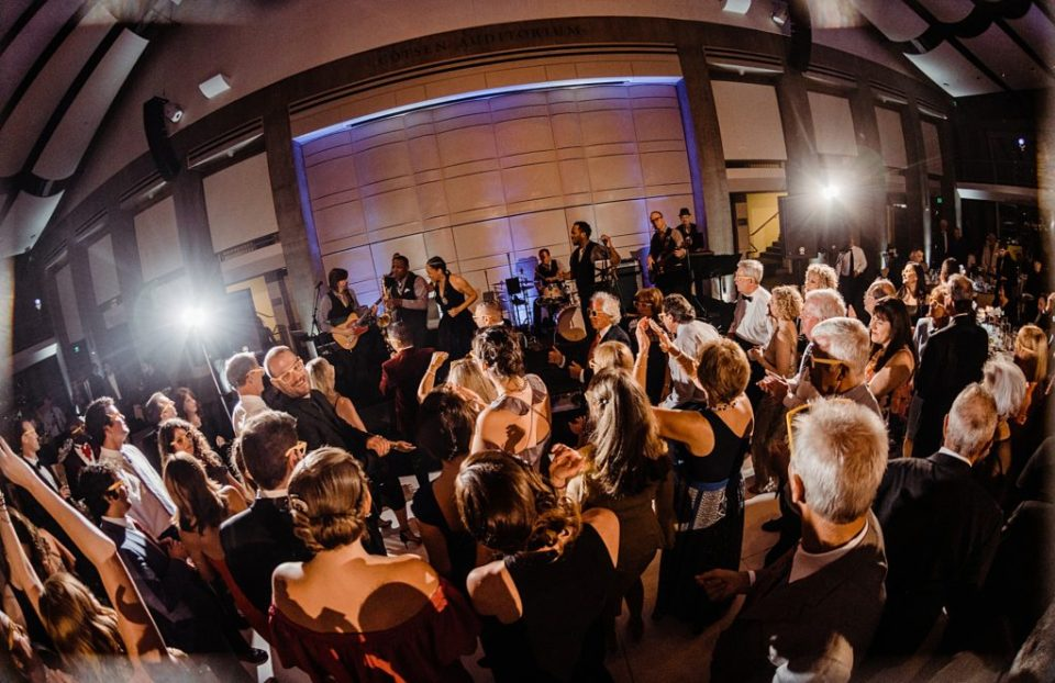 reception dance photos