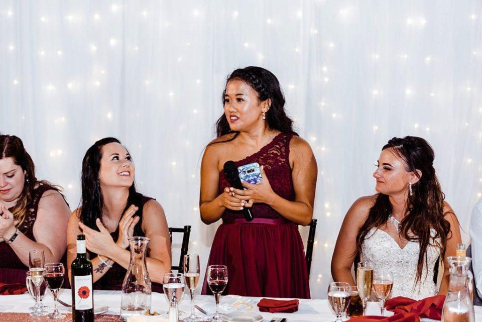 wedding reception at wedgewood black forest