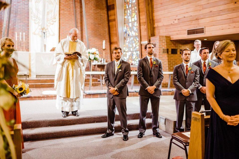episcopal church wedding in fort collins