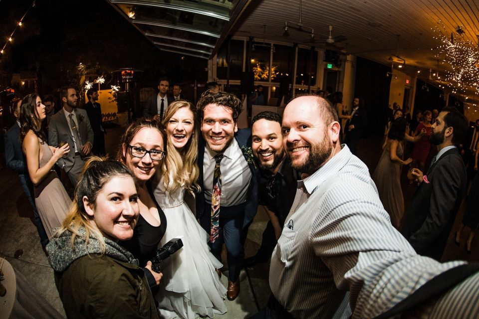 wedding photographer selfie Ash Durham
