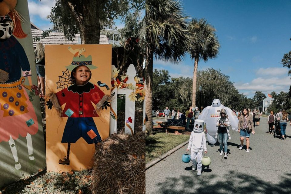 Scarecrow Stroll in Downtown St Marys 2019_0005