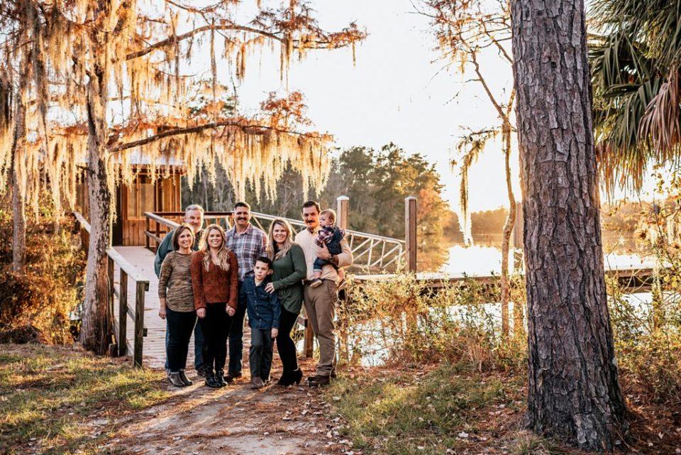 extended family photos in kingsland georgia