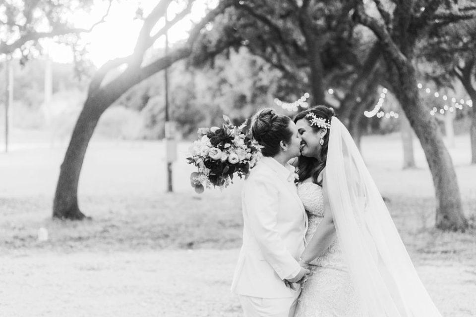 wedding photos at rockin b ranch in pipe creek texas