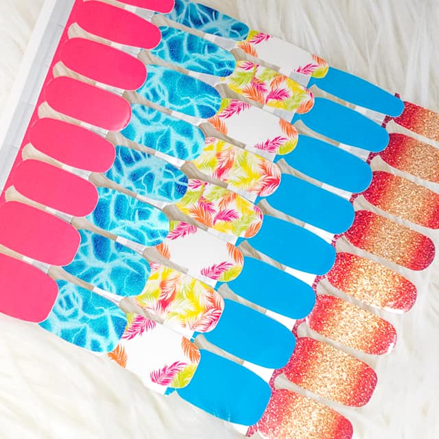 Summer Splash Collection by Color Street