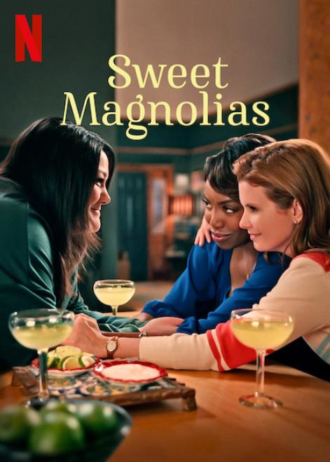 sweet magnolias on netflix