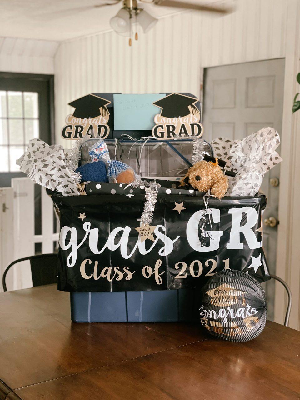 senior boy graduation gift idea