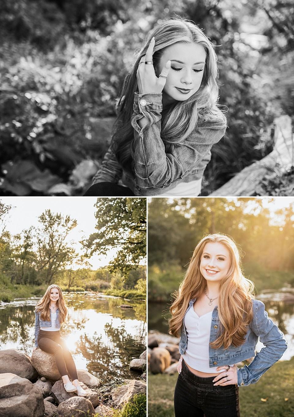 lake geneva high school senior photographer ashley durham photography