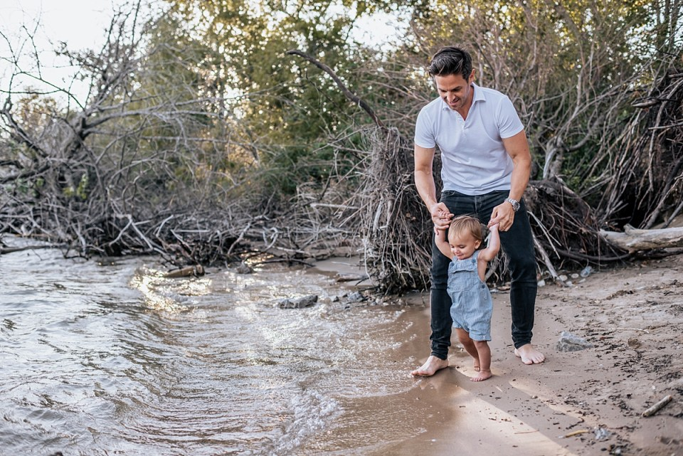Winthrop Harbor family photography session