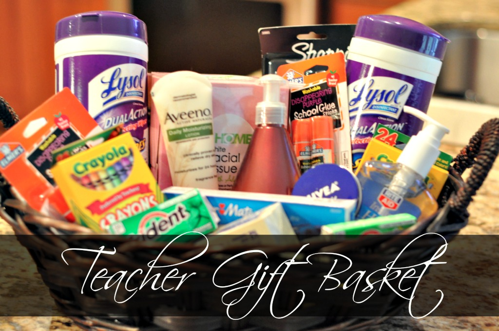 End Of Year Teacher Appreciation Gift Ideas