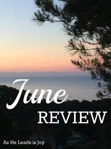 June 2018 Review