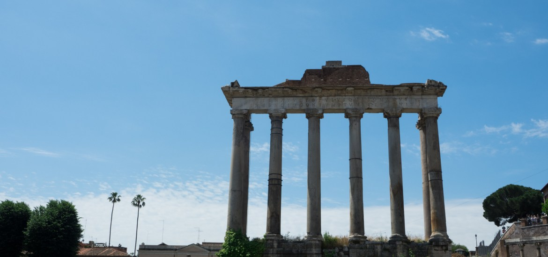 Temple of Saturn in the Roman Forum