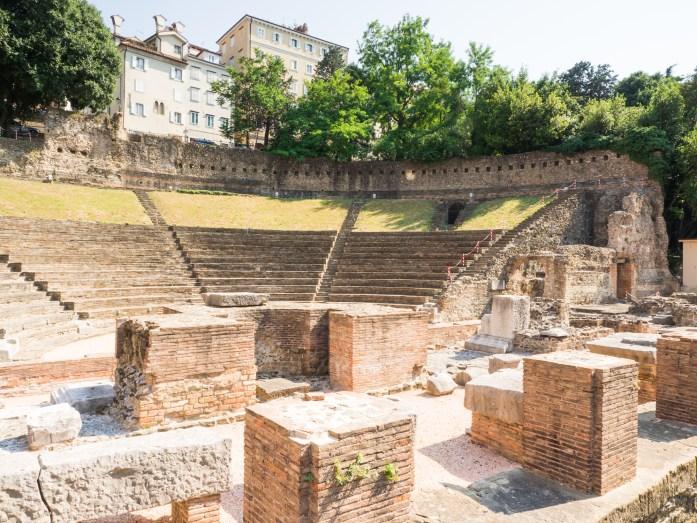 Amphitheatre - Trieste