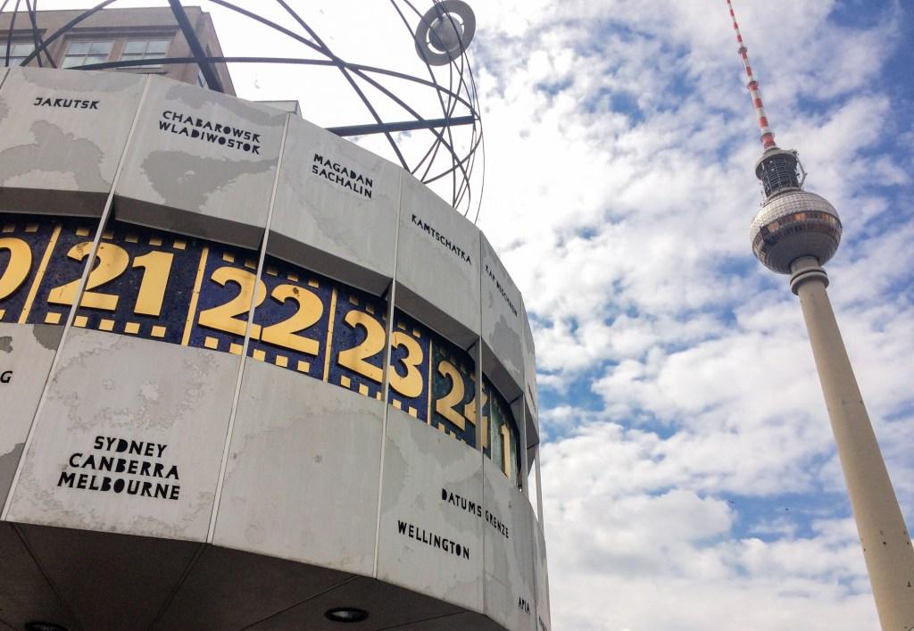 Berlin - World Clock