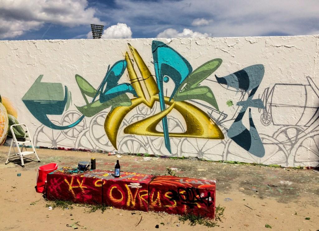 Berlin - Mauer Park