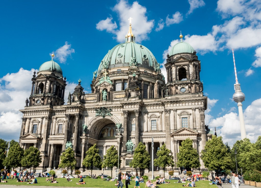 Berlin - Cathedral