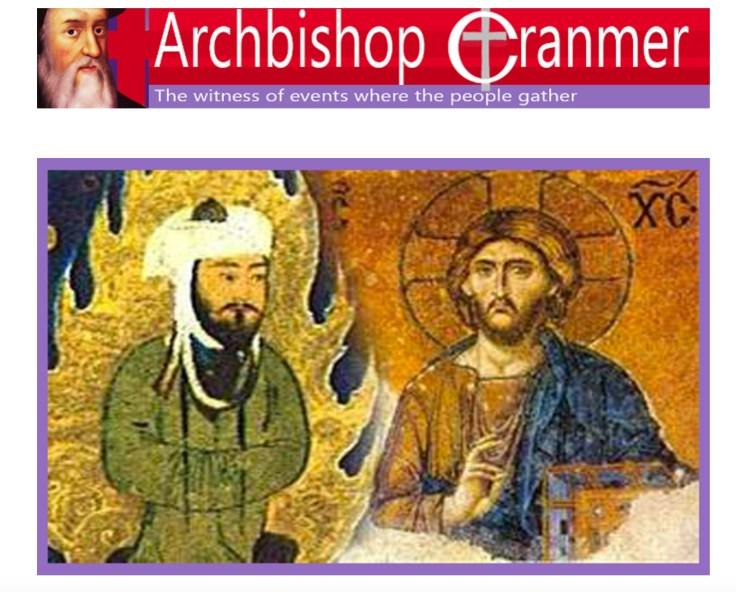 Cranmer - by Gavin