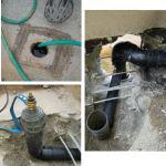 אינסטלציה איתור נזילה ותיקון ובדיקת הצנרת בלחץ לאחר התיקון