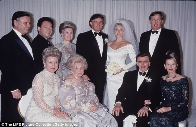 A Short History Of The Trump Family Asher Edelman