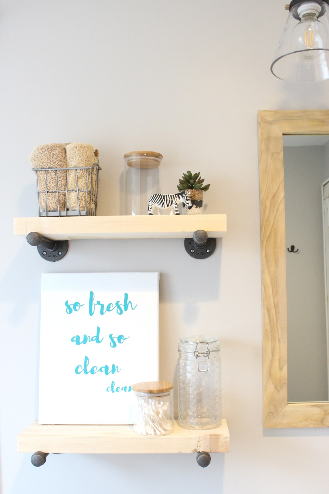 Easy Diy Canvas Ashes Ivy At Home