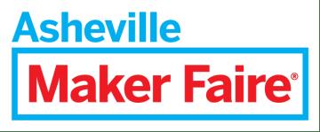 Asheville Maker Faire logo