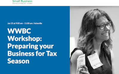 Preparing Your Business for Tax Season at the Western Women's Business Center