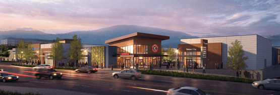 Introducing Asheville's Newest Retail Center