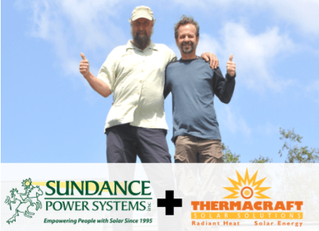 Sundance Power Systems Announces Collaboration with Thermacraft