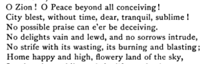 In Henry C. Fish, D.D., Heaven in Song 1874), 219. Hathitrust digital edition.