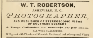 Asheville City Directory and Gazetteer of Buncombe County, 1883-84