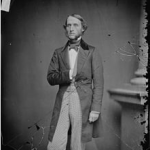 Sen. Thomas L. Clingman (1812-1897), resident of Asheville for more than sixty years. Wikipedia photo
