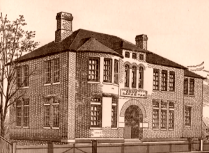 Good Samaritan Hospital for African Americans, Charlotte (1891). North Carolina Nurses: A Century of Caring.