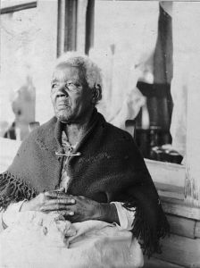 Ex-slave Sarah Gudger (b. 1816), interviewed 1937 by Federal Writers Project.