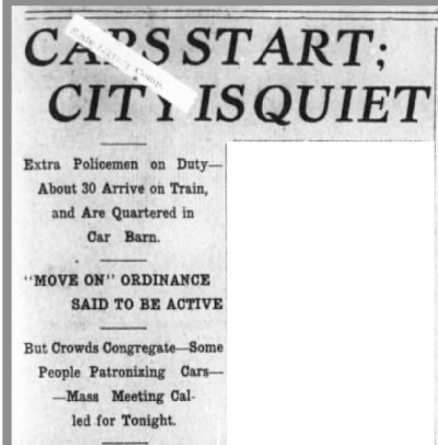 Asheville Gazette-News, April 30, 1913