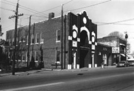 West Asheville Fire Station, 721 Haywood Road (1922).