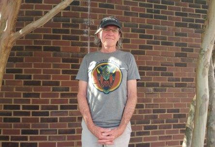 John Green, Asheville Vegan Society board member