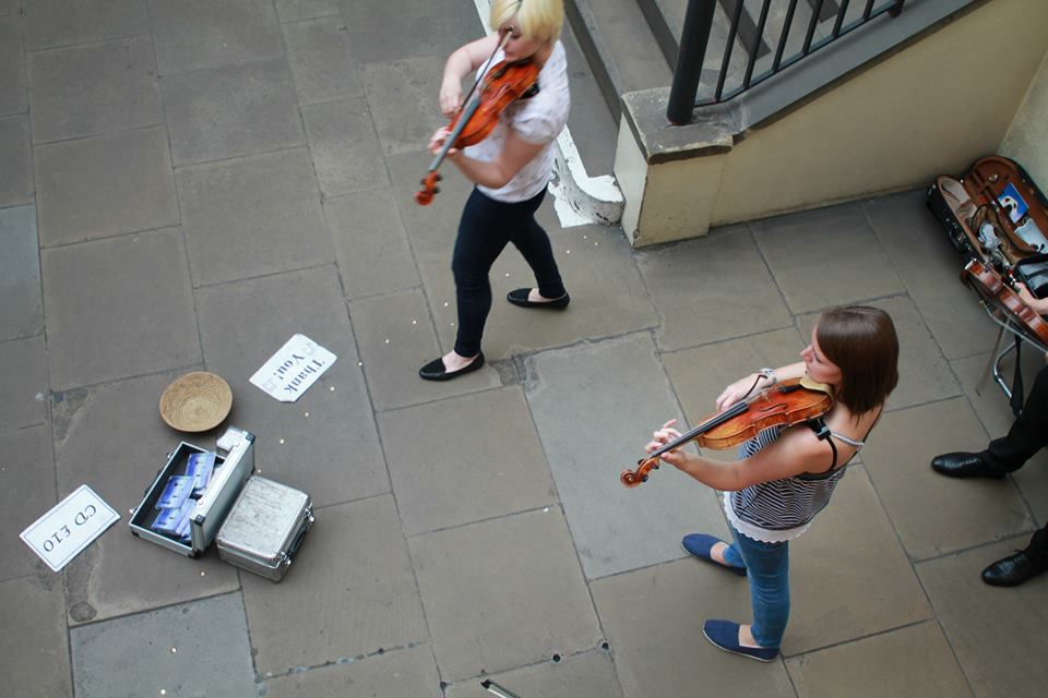 London Street Performers (4/6)