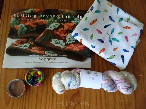 Driftless shop hop - Just Stitch It purchase 2019  - yarn stash acquisition
