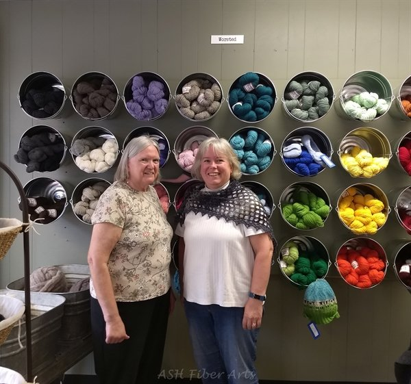 driftless loop yarn shop hop 2018 - yarnology in Winona MN