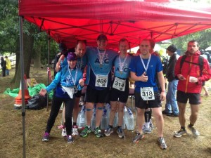 Canterbury Half Marathon - 2014
